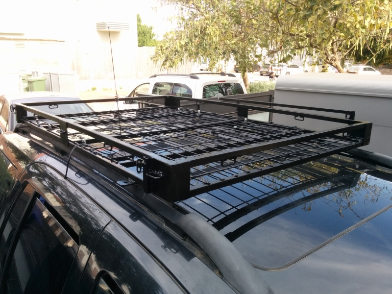 94 Jeep Cherokee 3 Inch Lift 31quot Tires Homemade Roof Rack